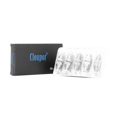 Résistances Cloupor Cloutank M4 Wax (par 10)