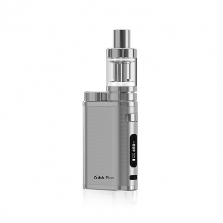 Pack iStick Pico Eleaf + Melo 3 Mini - Gris