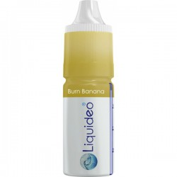 E-Liquide Burn Banana - Liquideo