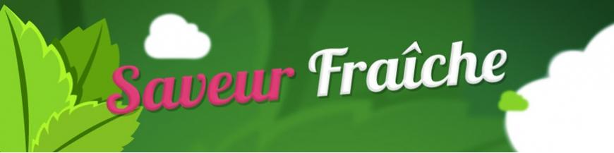E-liquides Saveur Fraîche