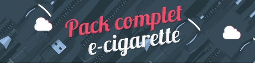 Pack Complet E-cigarette